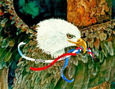 Christmas Eagle Eye
