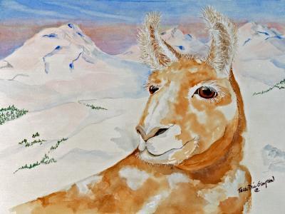 Llama and the Three Sisters