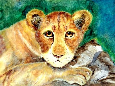 Chutzpah, Lion Cub