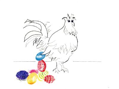 Henrietta's Easter