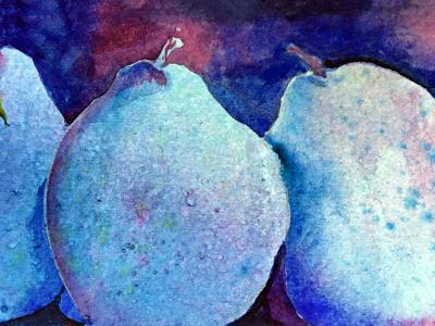 The Pears Have the Blues